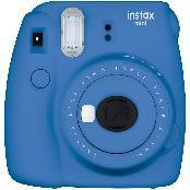 Instant camera in fun colors.